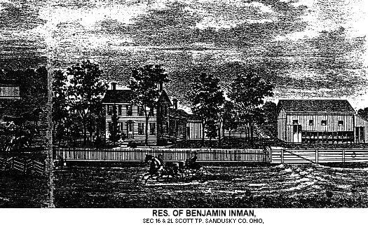 The Home of Benjamin Inman